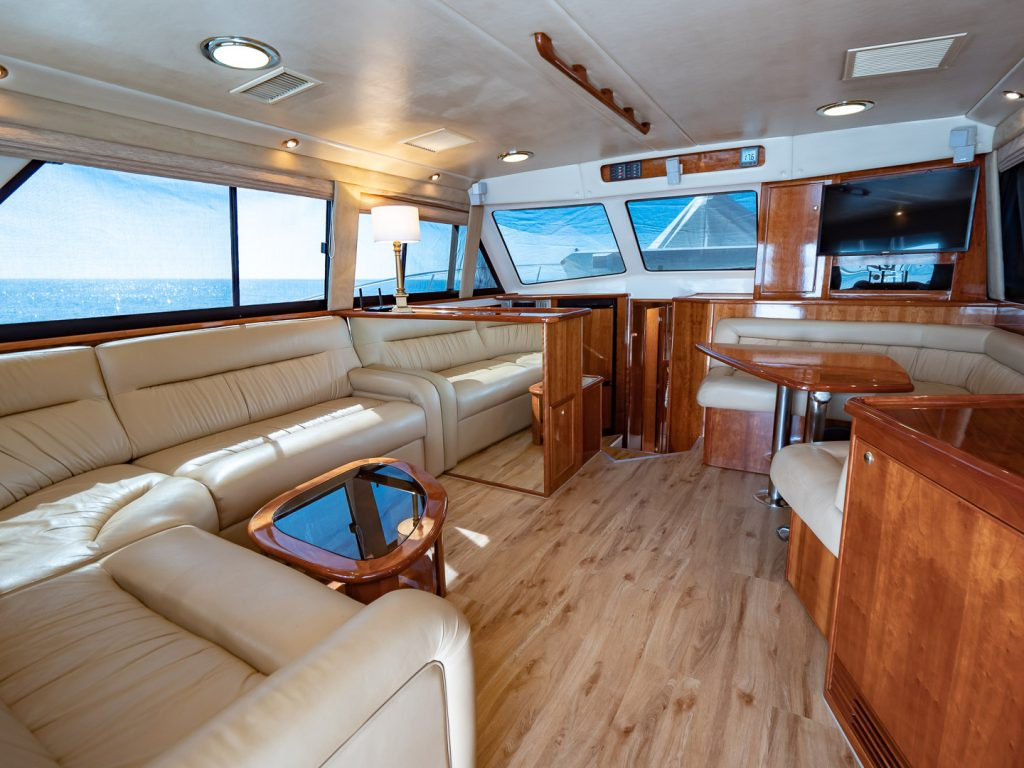Riviera 48 Enclosed